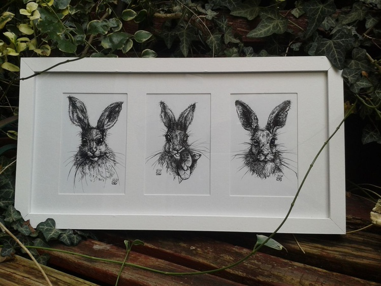 The Mad March Hares (The usual suspects) - Image 0