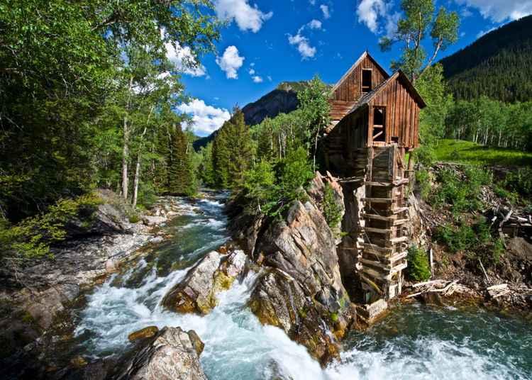Crystal Mill -