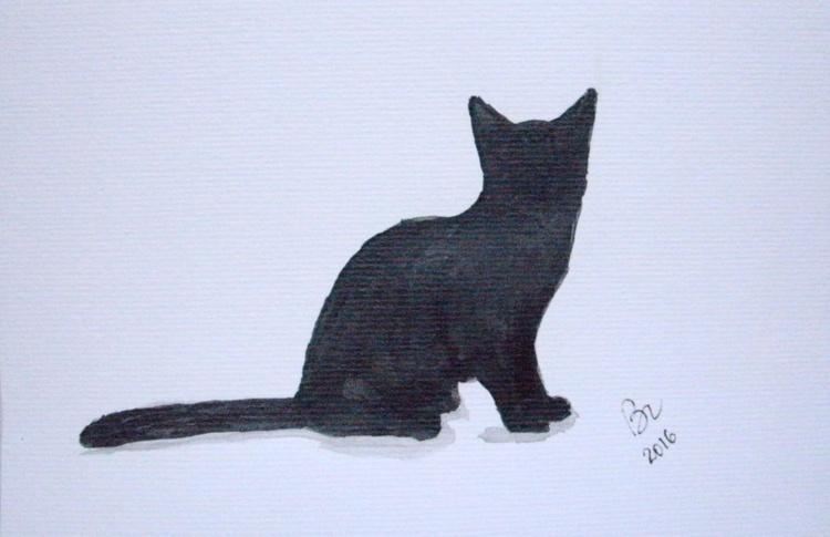 Cat Sitting - Image 0