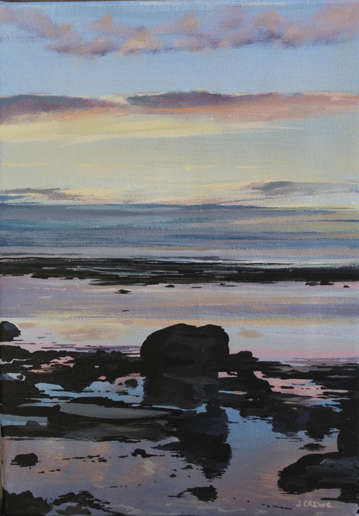 Sunrise at Boulmer I - Image 0