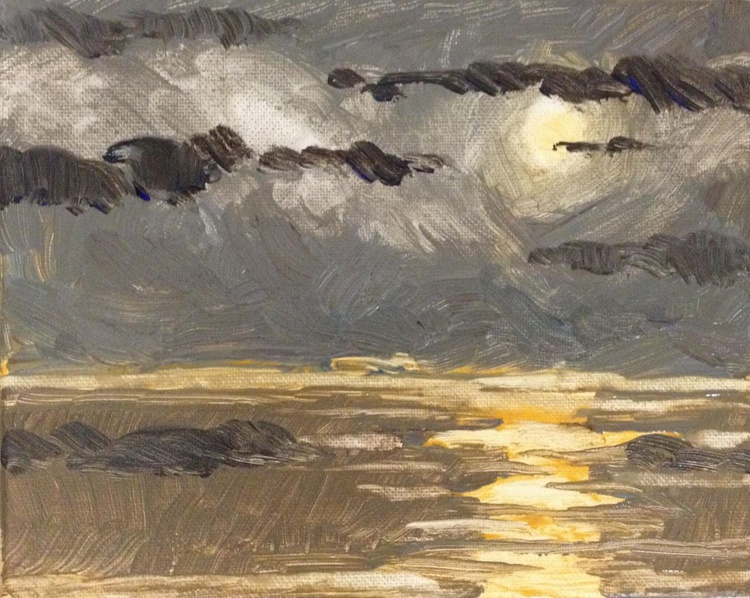 The Golden Moon - Image 0