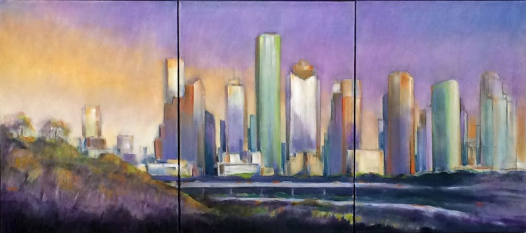 HOUSTON SKYLINE - Image 0