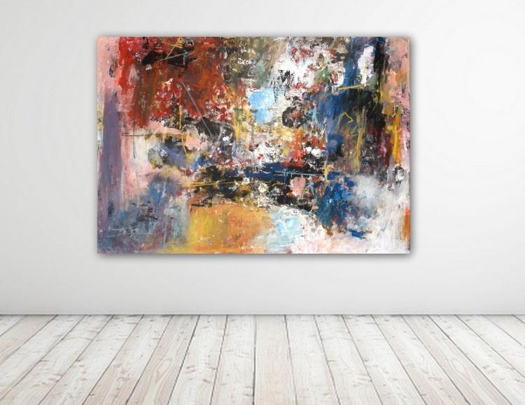 Nostalgia # 4 ,  Abstract Canvas Collection 2016 - Image 0