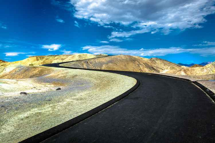 The Road to Zabriskie Point -