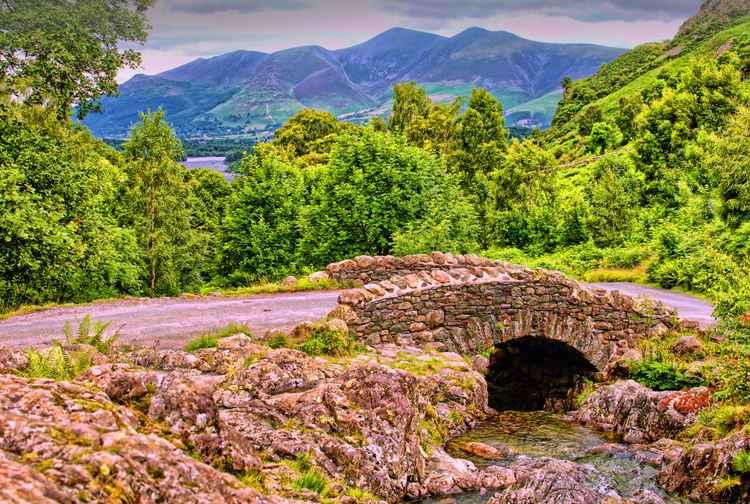 Ashness Bridge Cumbria -