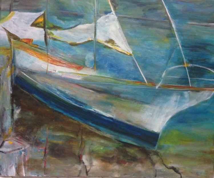 Docked -