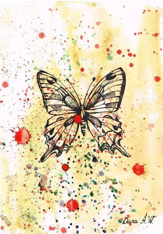 Black Butterfly -