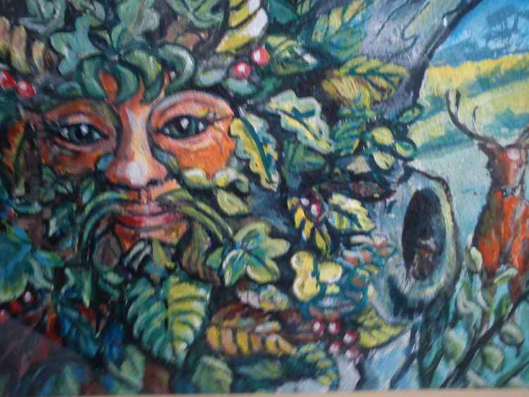 Greenman No.1 -