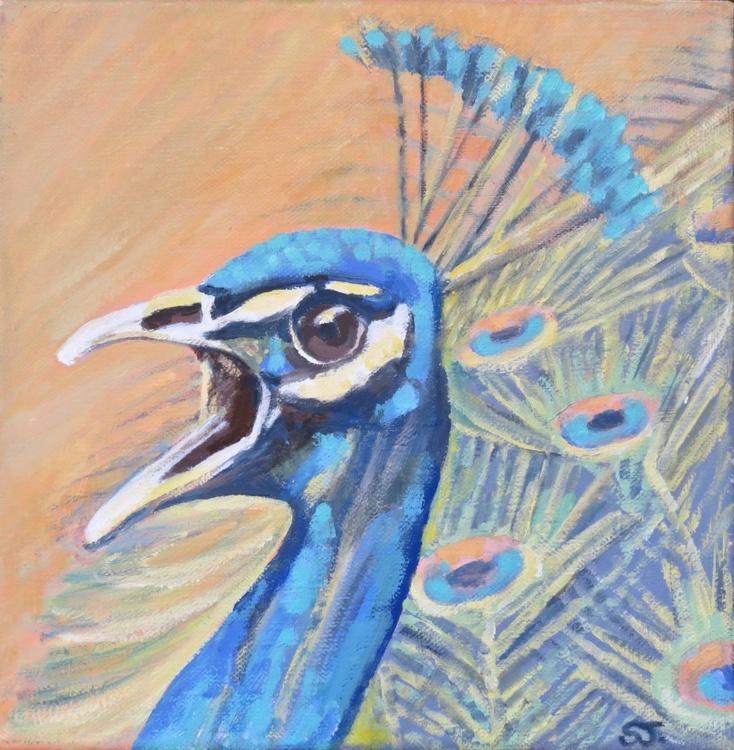 Peacock, The Preacher - Image 0