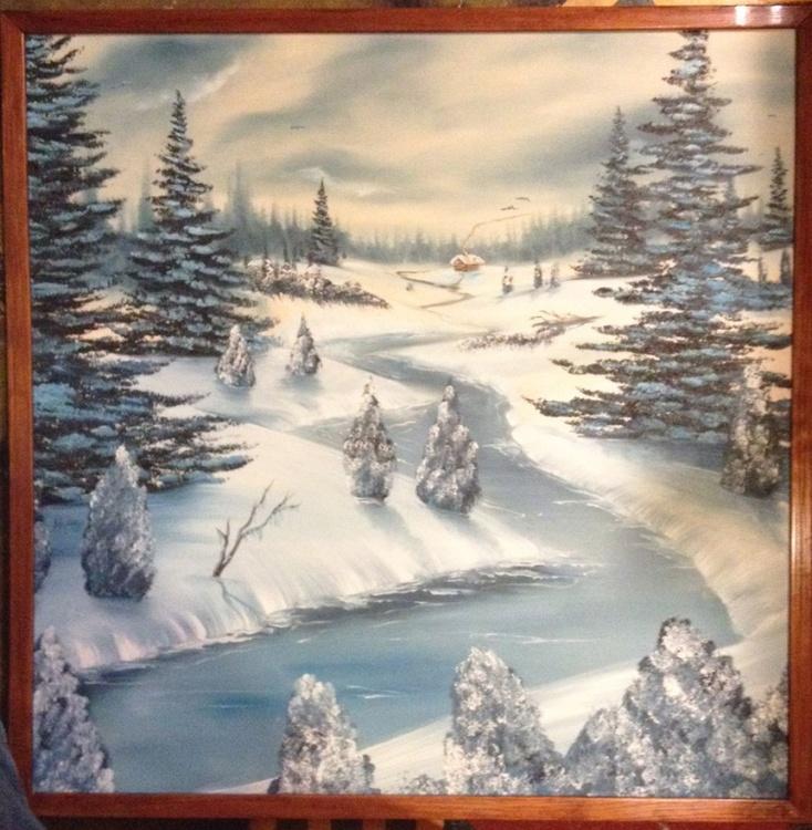 """ Our Alaskan Cabin "" - Image 0"