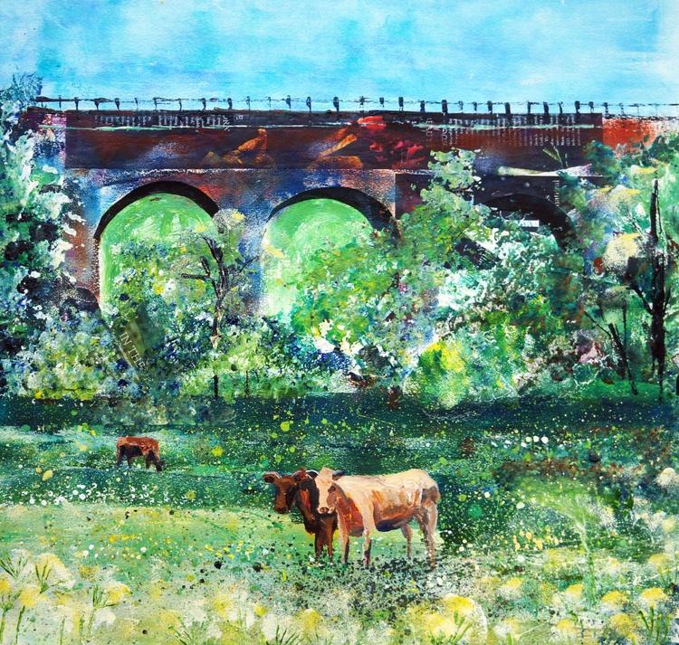Monsal Dale Viaduct - Image 0