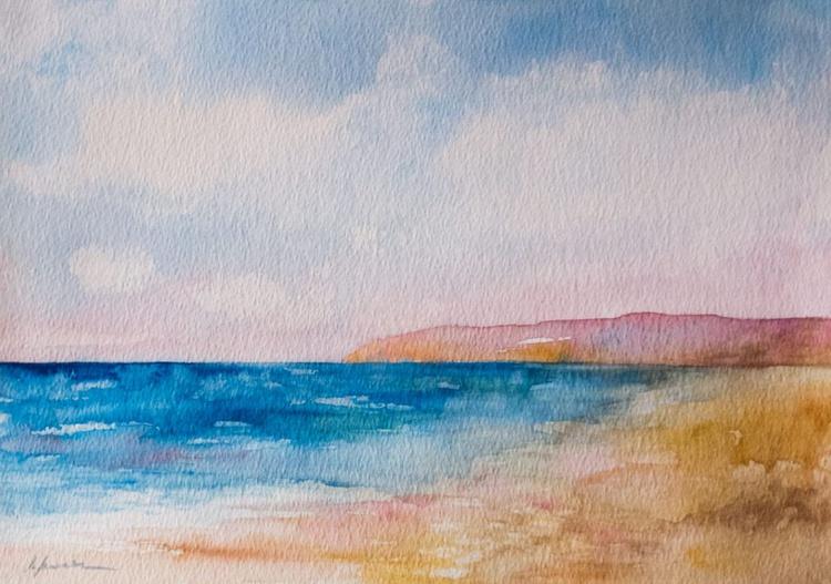 Turquoise sea - Image 0