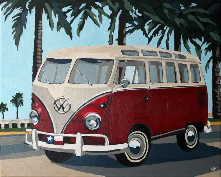 Little Red Bus -