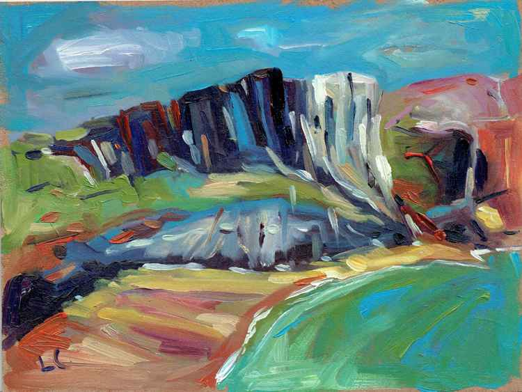 Castle Rock, The Gower