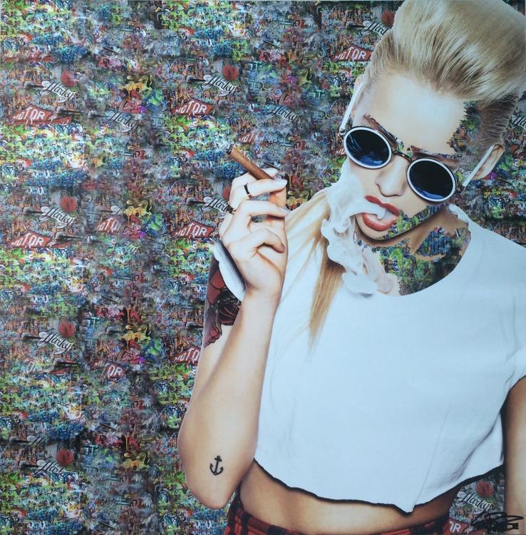 Cover Art No. 14 - Smoking - Image 0