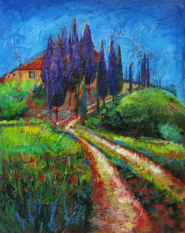 Colourful Tuscany - Image 0