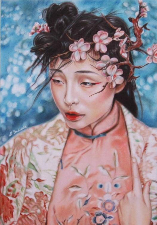 """Geisha"" - Image 0"