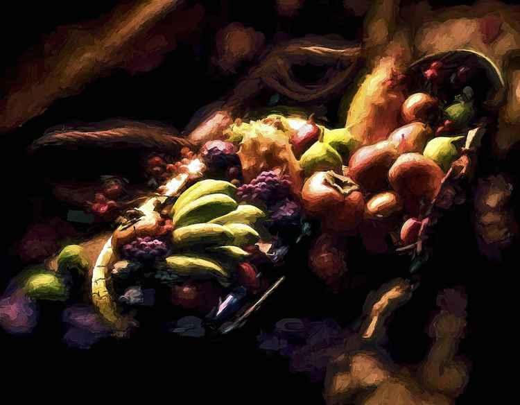 Fruit Platter -