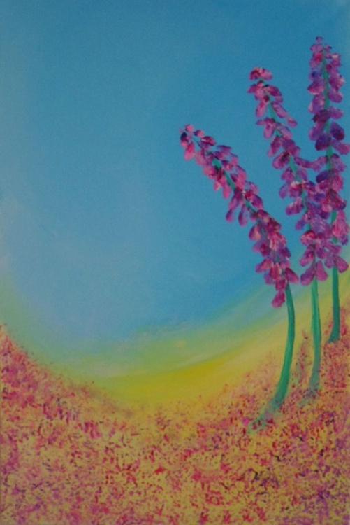 Foxgloves - Image 0