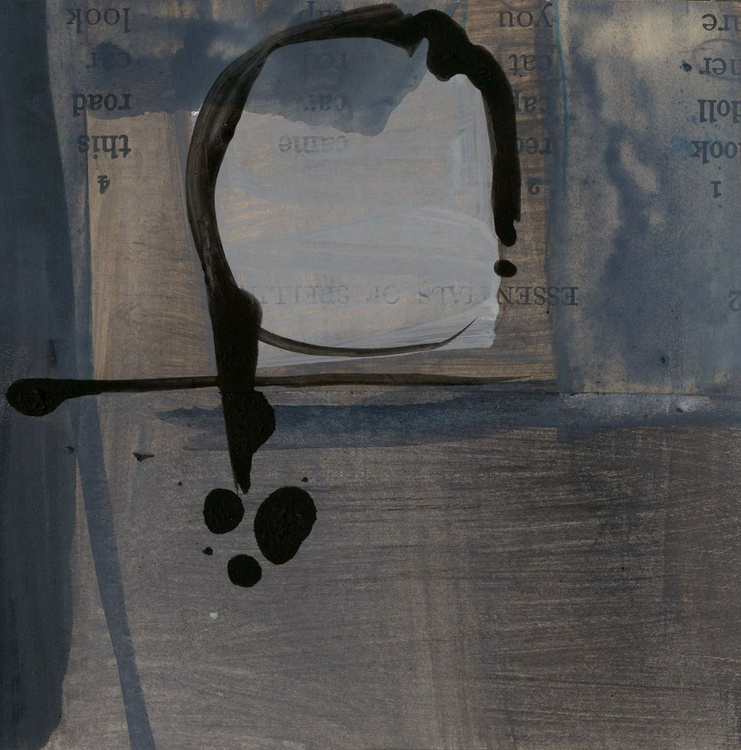 Abstraction 16 - 45 - Abstract Mixed Media Painting - Image 0