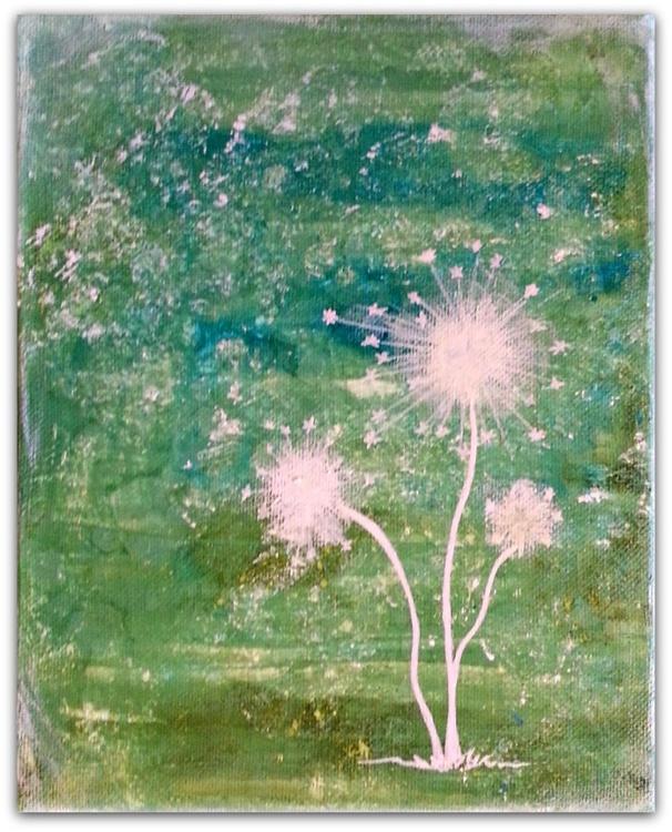Dandelion #5, Daily Art Series - Image 0