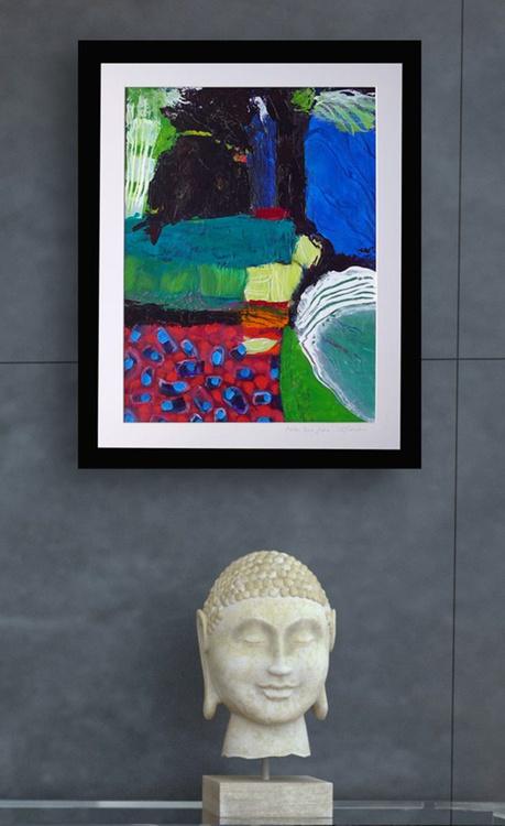 """Master Come Home 16"""" x 20""""/ 51 x 41 cm - Image 0"""