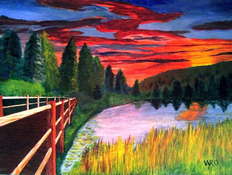 Big Bear Lake at Sunrise - Image 0