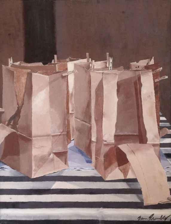 Paper Bag Study II