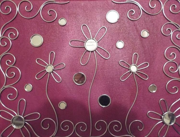 Wall Candy Mini Purple - Image 0