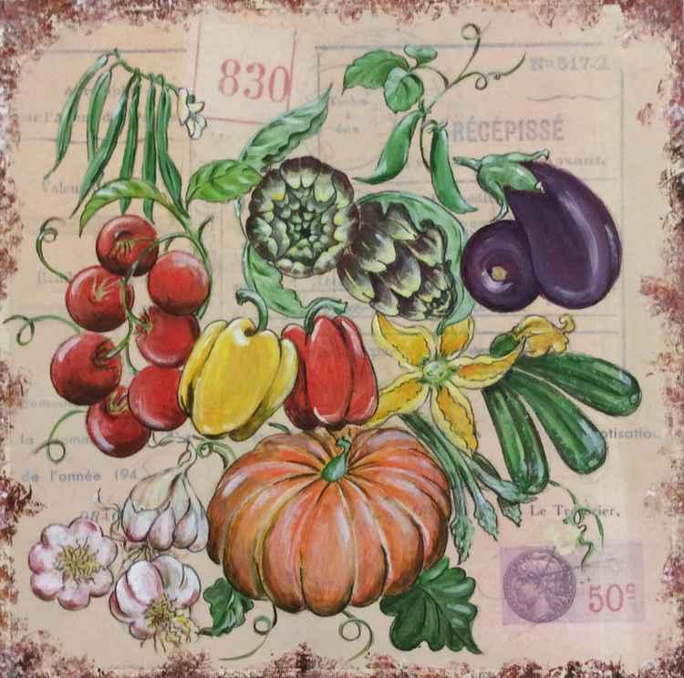 Legumes de Provence -