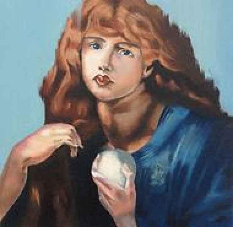 Pre-Raphaelite 2