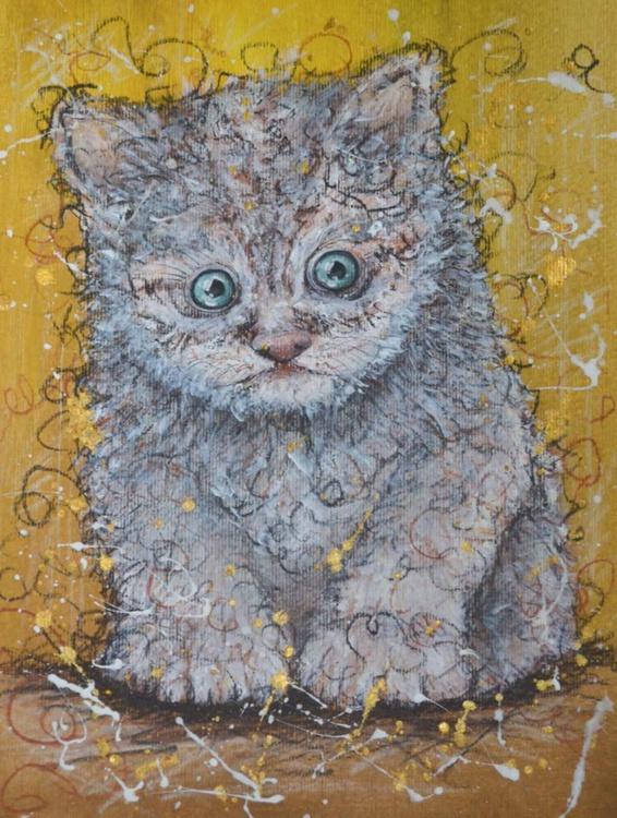 Fluffy Kitten - Image 0