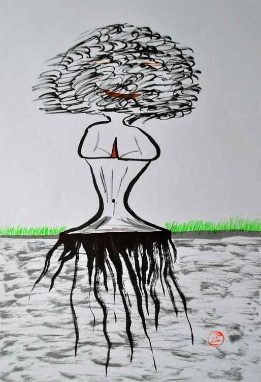 peace tree -