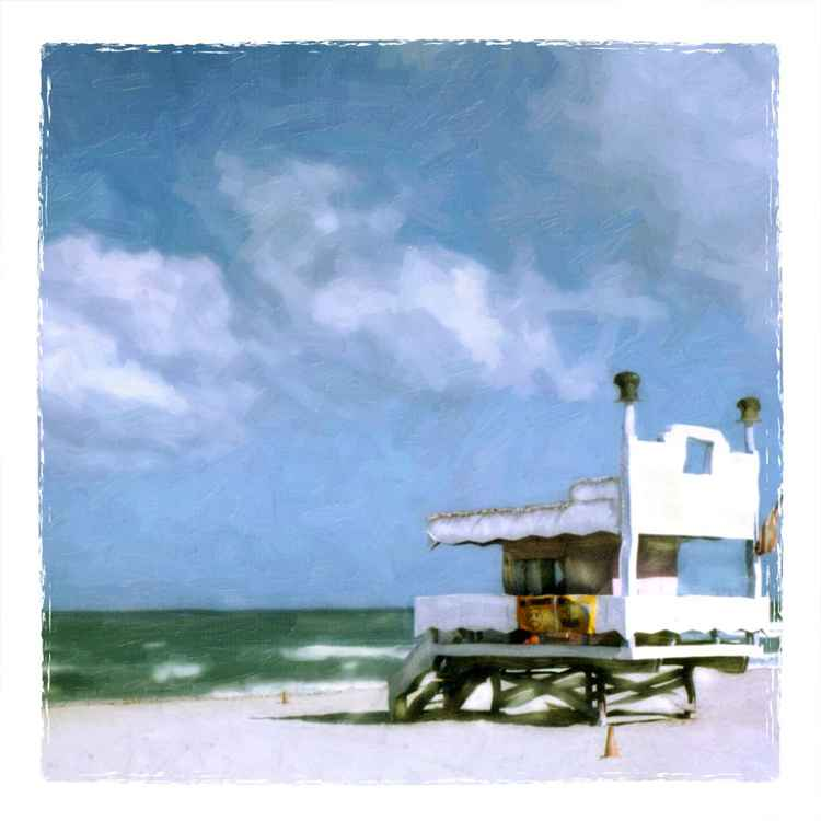 Lifeguard Stand #5 Miami Beach, FL -