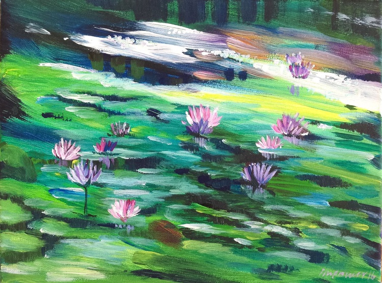 Lily Pond - Image 0