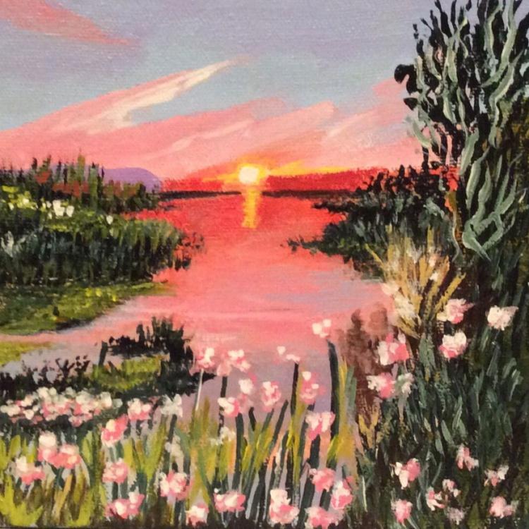 Brilliant Sunset mini series - Image 0