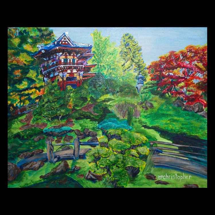 Japanese Tea Garden -