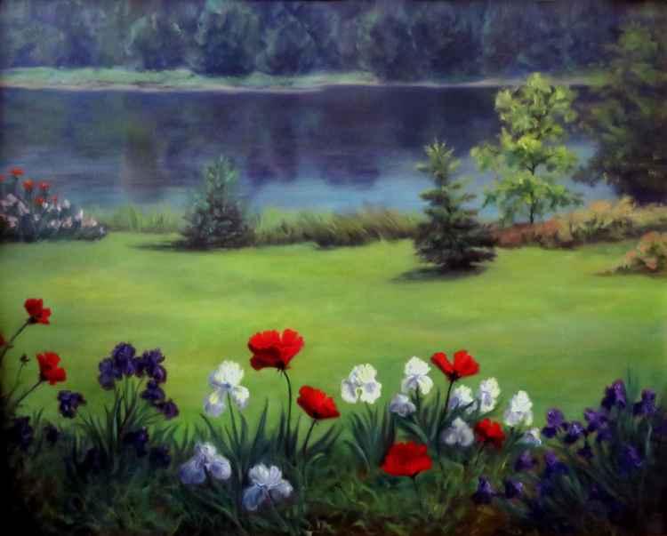 In the Garden -