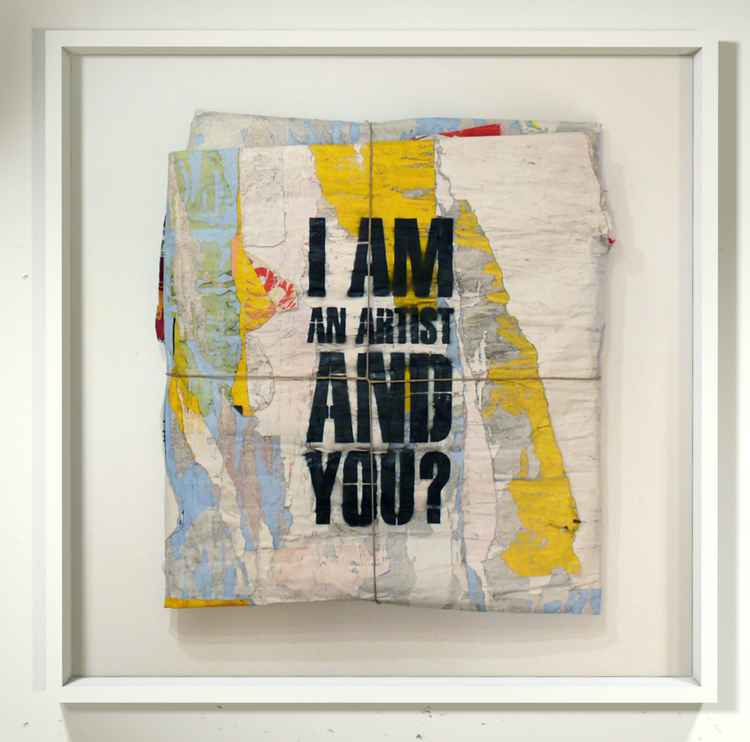 Tehos - Artist package - I am an artist and you -