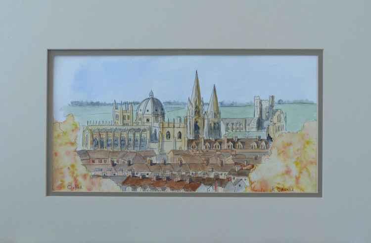 Oxford Spires -