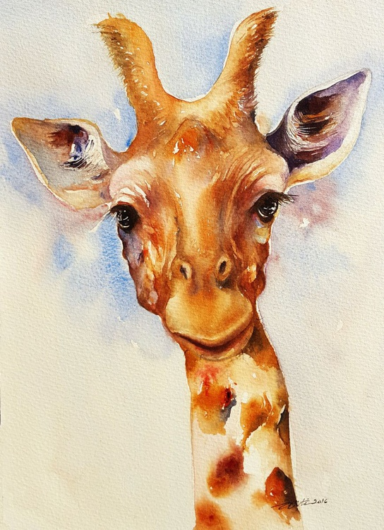 Giffy the Giraffe - Image 0