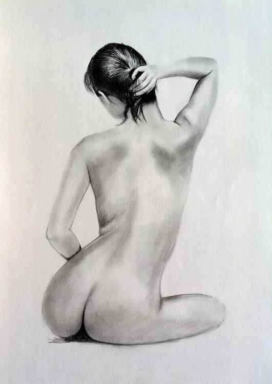 Pencil Nude 13 -
