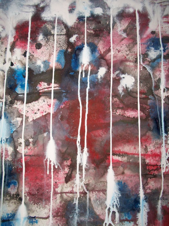 Pain in Graffito. - Image 0