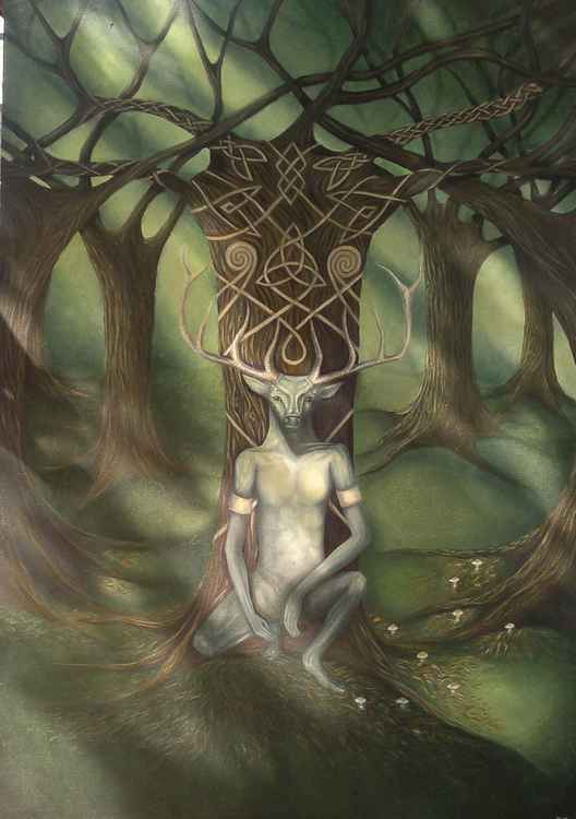 The Horned God