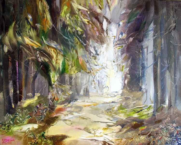 White Forest Light -