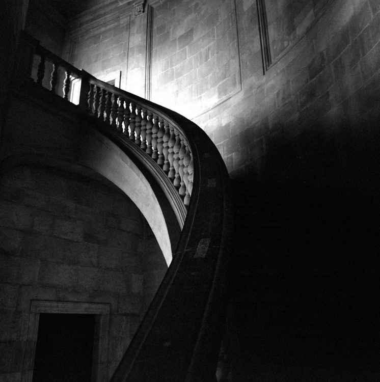 Alhambra Palace - Granada Spain -