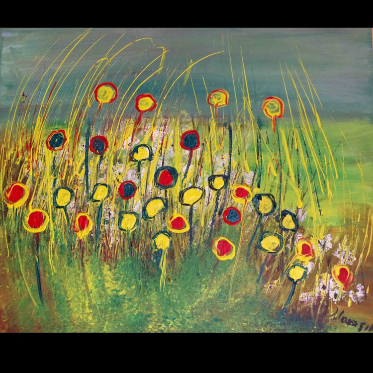 Fields of flower - Image 0