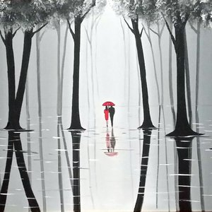 A Misty Forest Walk 4 by Aisha Haider