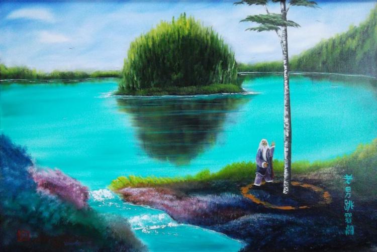 Pa Qua on Misty Lake - Image 0