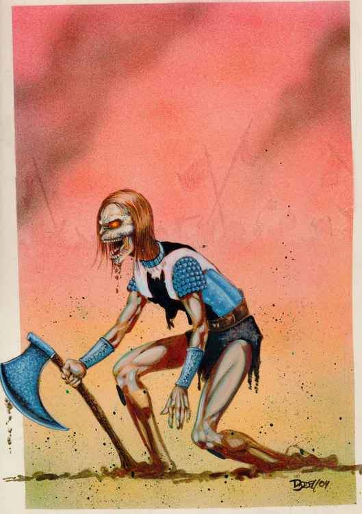 Zombie Warrior -